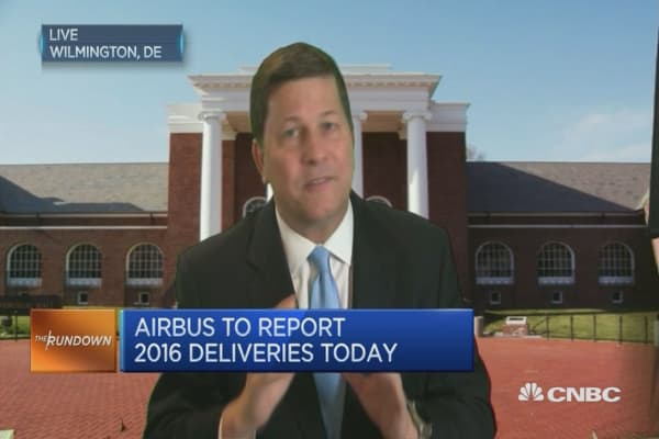 Strengthening dollar benefits Airbus: Analyst