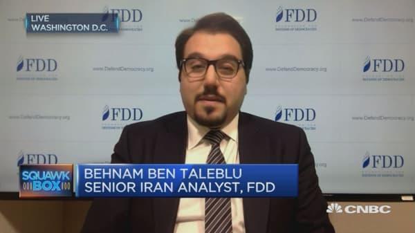 Iran deal is definitely not dead: Analyst