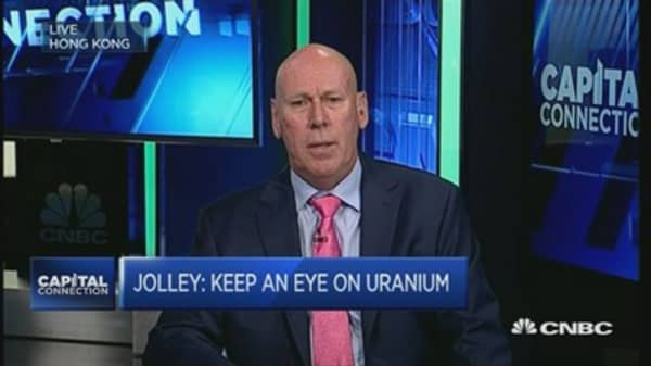 Why this strategist is keeping an eye on uranium