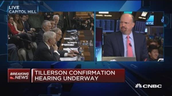 Cramer: Trump could derail stocks at press conference