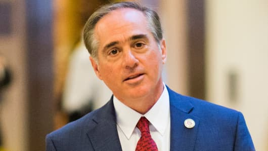 David Shulkin, Under Secretary for the US Department of Veterans Affairs.