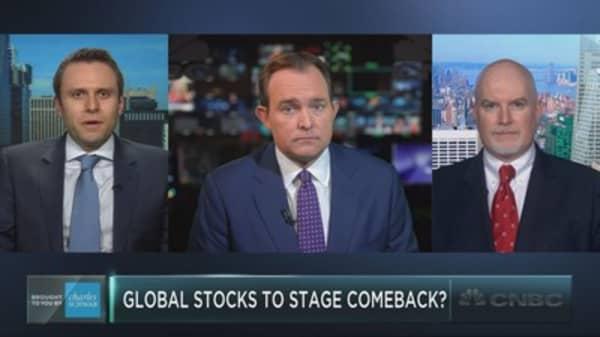 Forget U.S. stocks—go global!: Technical analyst