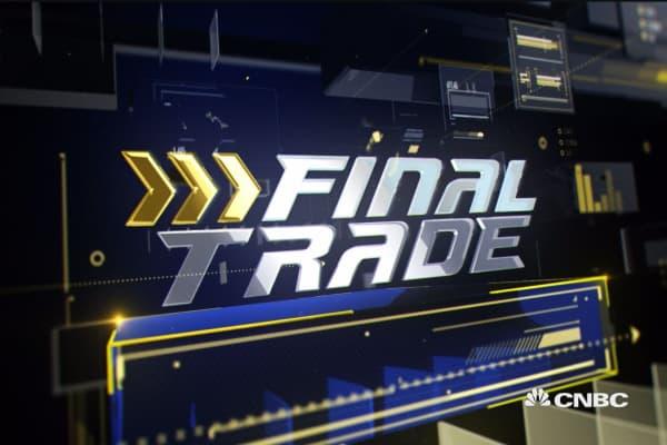 Final Trade: AKS, GOOGL & more