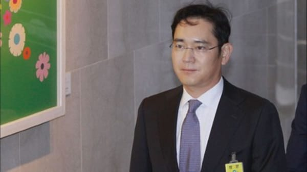 Samsung executive questioned in South Korea corruption probe