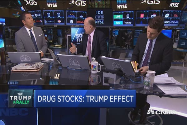 Cramer: Trump doesn't know he's central to the 'Trump rally'
