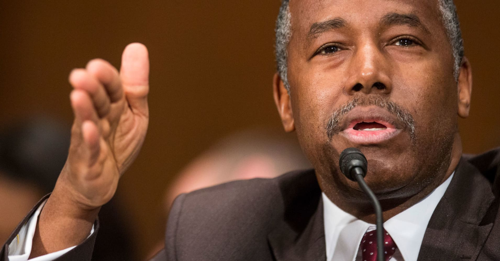hud nominee ben carson refuses to promise that hud money won't go