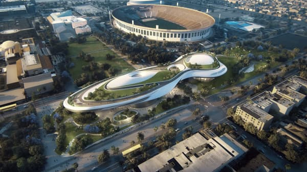 George Lucas has settled on a home for his $1 billion museum
