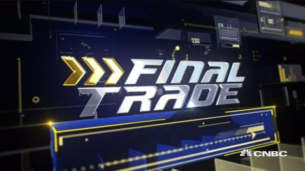 Final Trade: DIS, KBH & more