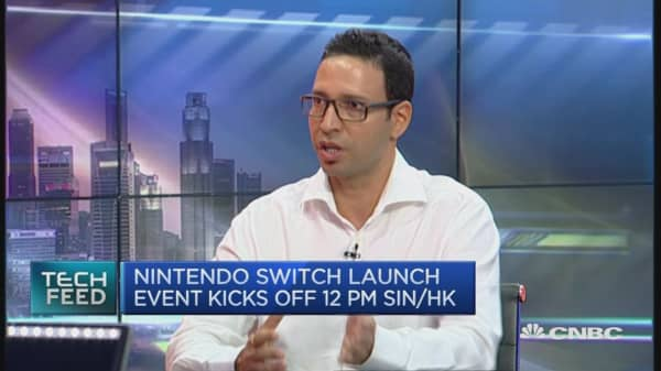 Nintendo Switch has 50% chance of succeeding: Analyst