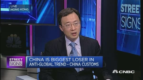 The biggest risk to China this year