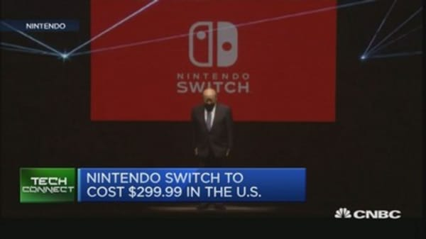 Nintendo Switch looks very exciting: Investor