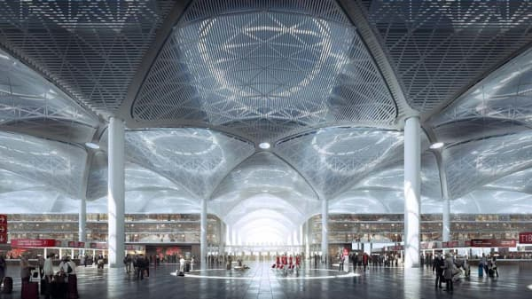 New Istanbul airport will be world's busiest