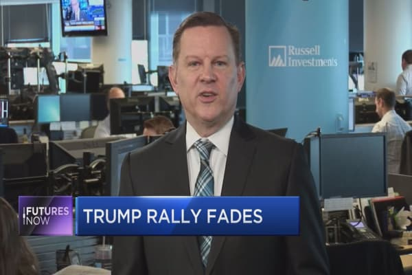 Strategist: Here's why the Trump rally is fading