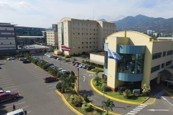 CIMA hospital, San Jose, Costa Rica.