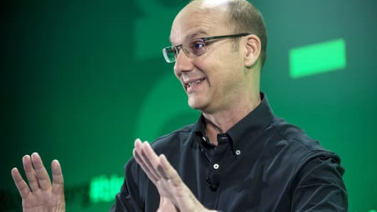 Andy Rubin, venture partner at Redpoint Ventures.