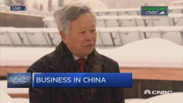 China's resilience is helping confidence: AIIB President
