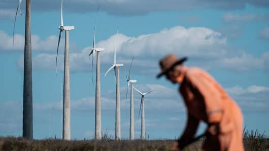 Wind Power Capacity In The Americas Grew 12 Percent Last Year With Another Jump Predicted By 2023