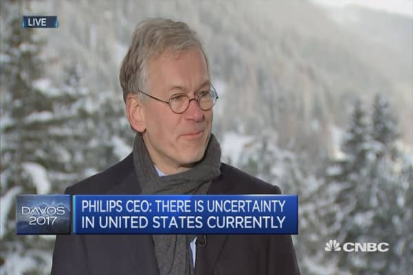 Need for healthcare is a certainity: Philips CEO