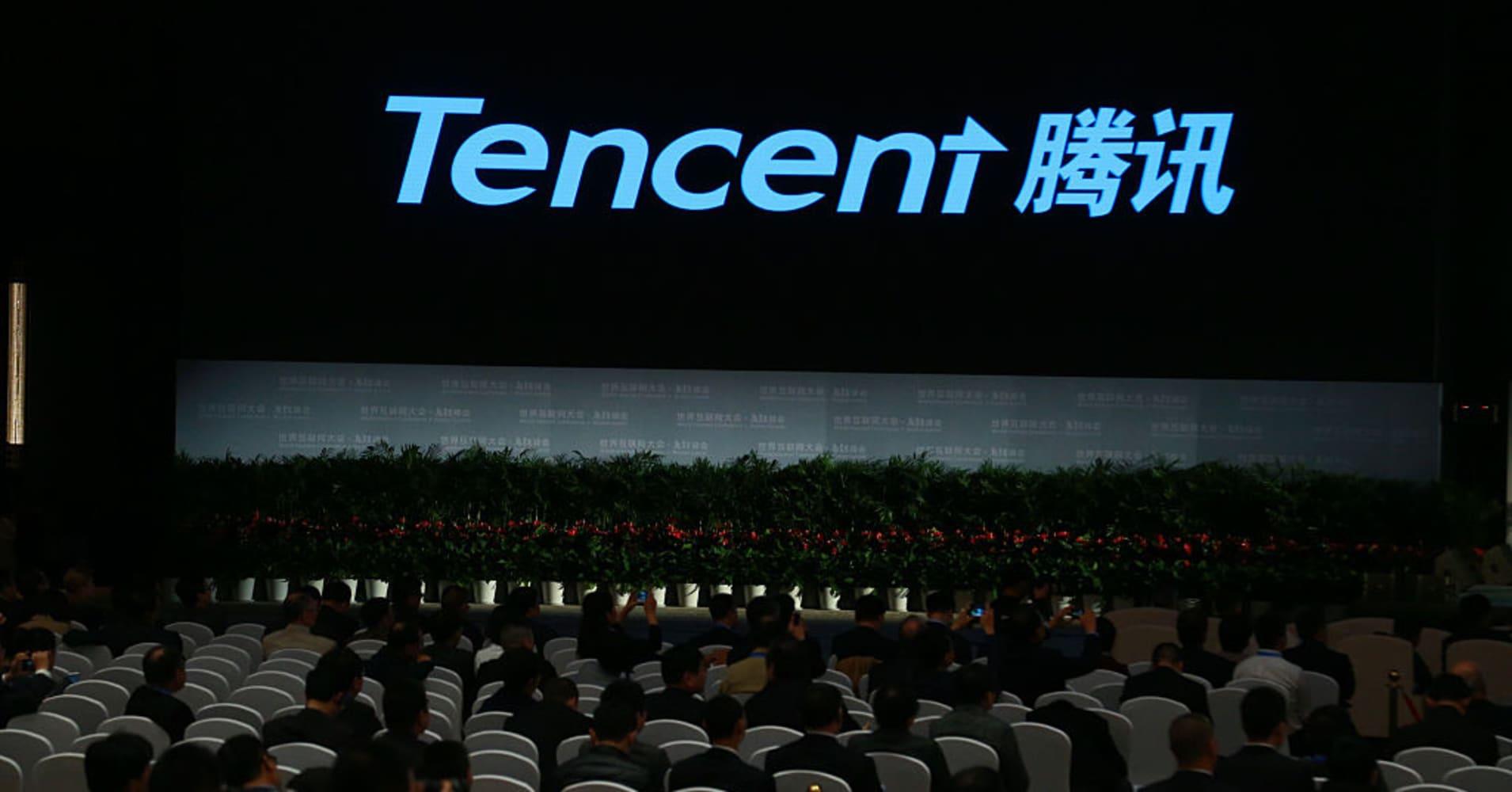 Tencent Q2 profit 2018