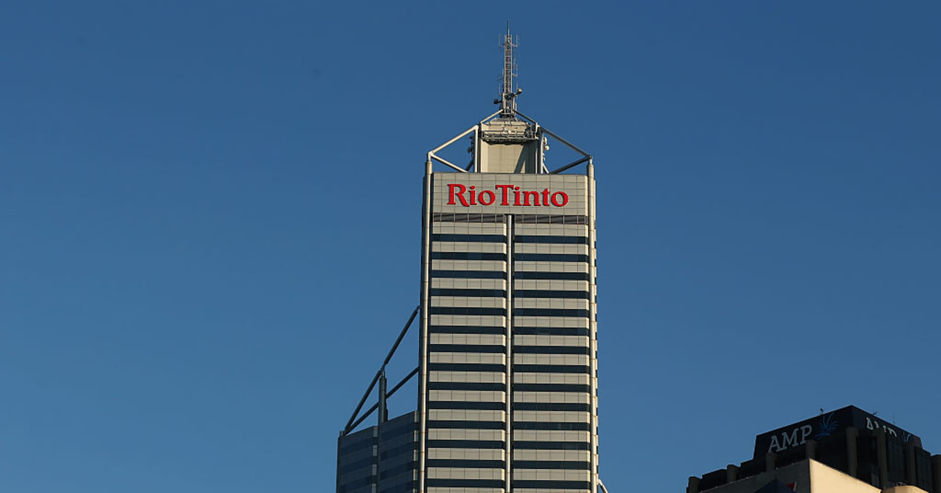 US SEC charges Rio Tinto, former top executives with fraud