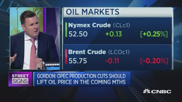 This strategist is optimistic about OPEC in the short term