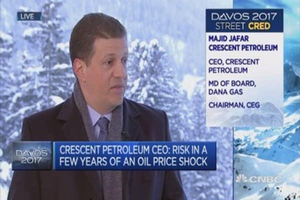 Energy diplomacy key in international relations: Crescent Petroleum