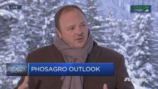 2017 should be better for us: PhosAgro CEO