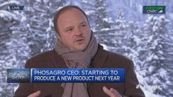 2017 a year of expectation for Russian foreign relations: PhosAgro CEO