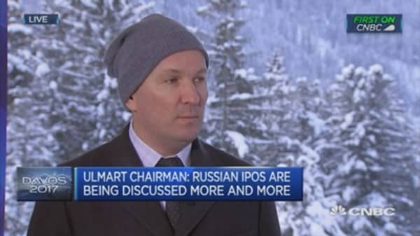 Expect an IPO later this year: Russian retail CEO