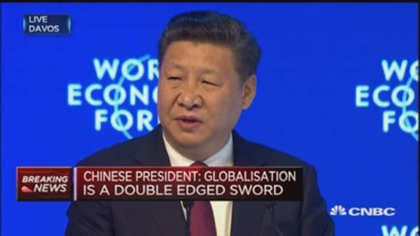 We must cushion impact of economic glibalization: President Xi