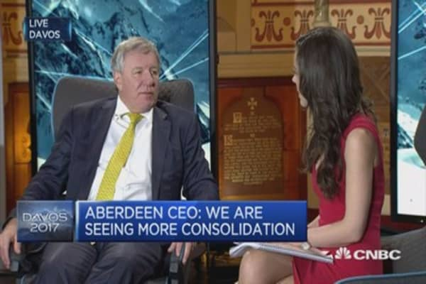 QE has meant all assets go up at once: Aberdeen CEO