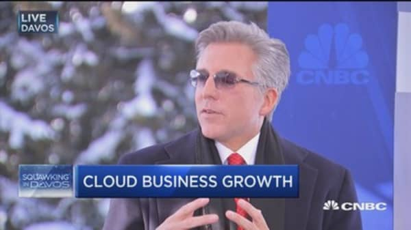 SAP CEO: It's all about precision of personalization