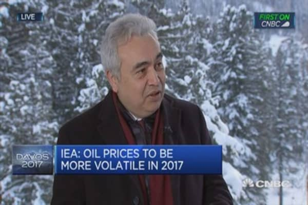 US oil putting downwards pressure on prices: Fatih Birol