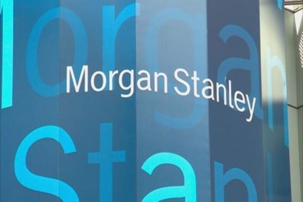 Morgan Stanley reports solid earnings