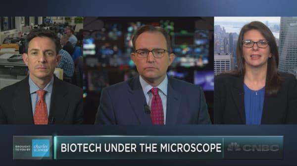 High time to buy beaten-up biotech?