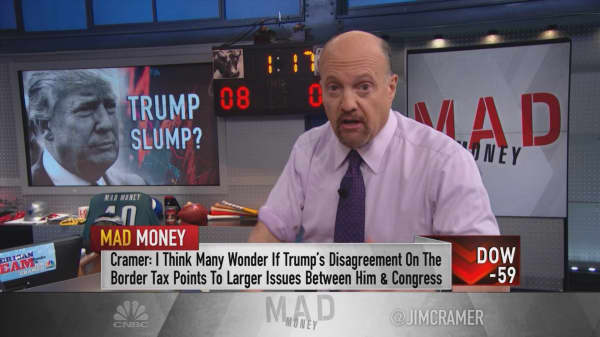Cramer's survival guide to riding the Trump rally for the rest of the week