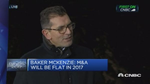 Asia is still the powerhouse for growth: Baker McKenzie Chair