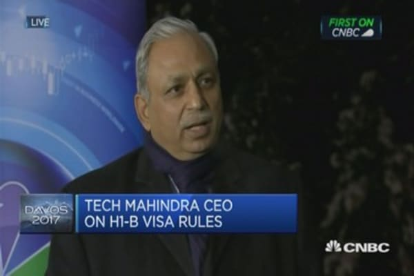 Tech Mahindra CEO on the connected world