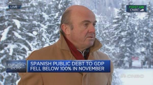 Hope common sense prevails on Brexit: Spain's economy min