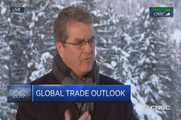 Big issue is negative sentiment against foreign trade: WTO Director-General