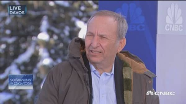 Deep concern about populist policy creating big overhang risk: Summers