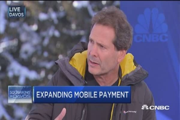 PayPal CEO: Extending the mobile payment reach