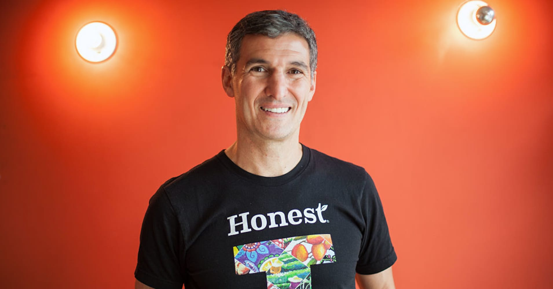 Seth Goldman, Co-Founder of Honest Tea.