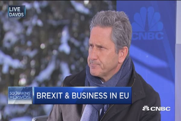 Liberty Global CEO: Brexit 'trickle-down' effect could harm consumers