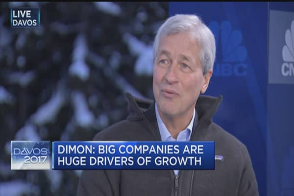 Globalization does not have to be reversed: Jamie Dimon