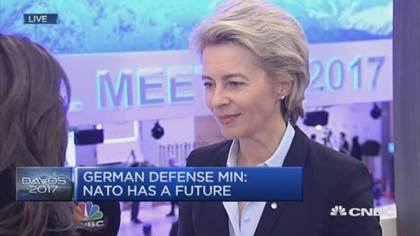 NATO is not dead