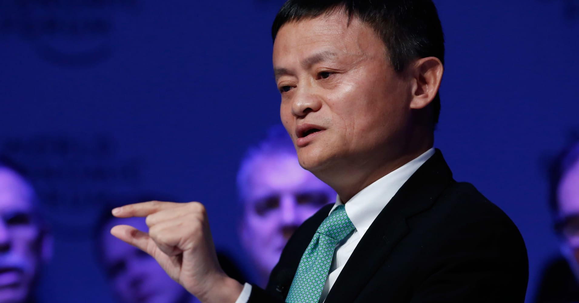 jack ma Retreat from globalization will only result in trouble, warned china's second richest man jack ma during a visit to australia.