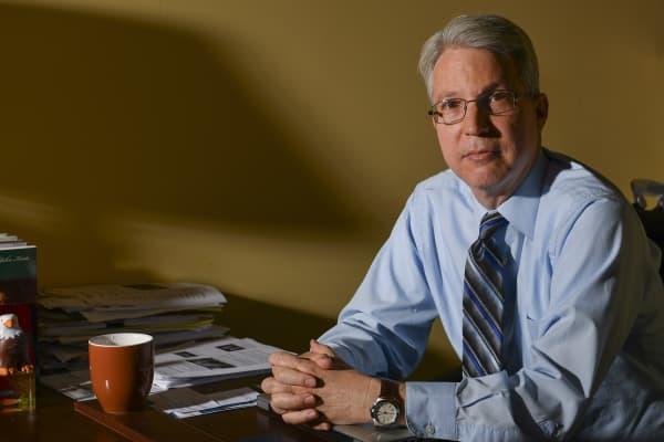 Psychologist Peter Langman