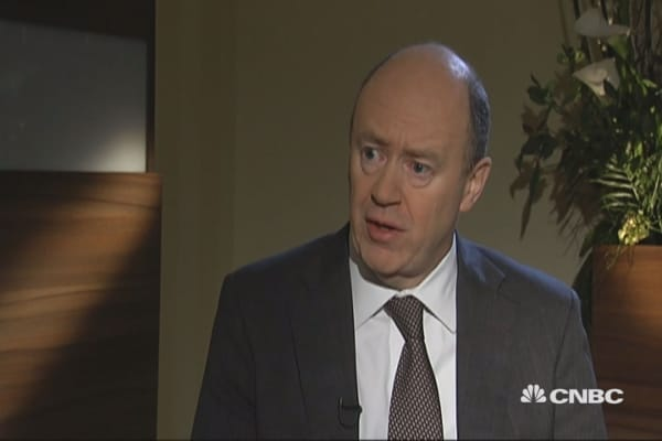 Deutschebank's CEO John Cryan on DOJ settlement