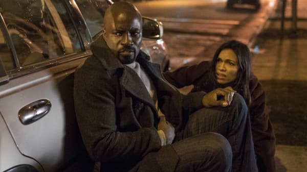 Marvel's Luke Cage Netflix original